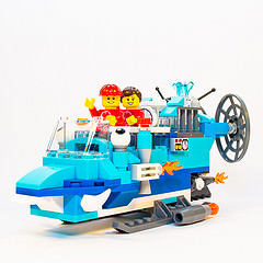 Brickies Time Travelling LEGO Machine