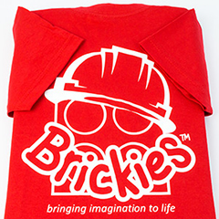 Brickies Club T-shirt