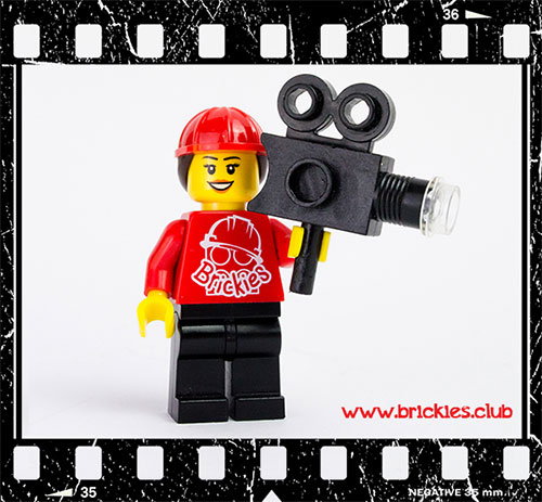 Brickies Club LEGO Stop Motion Workshop