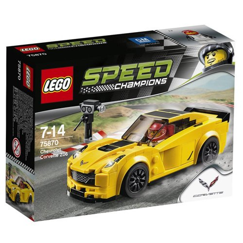 LEGO Speed Champions Corvette Set 75870