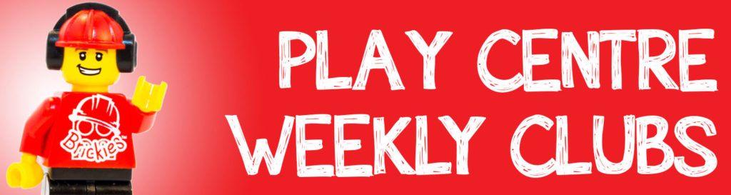play centre weekly lego clubs