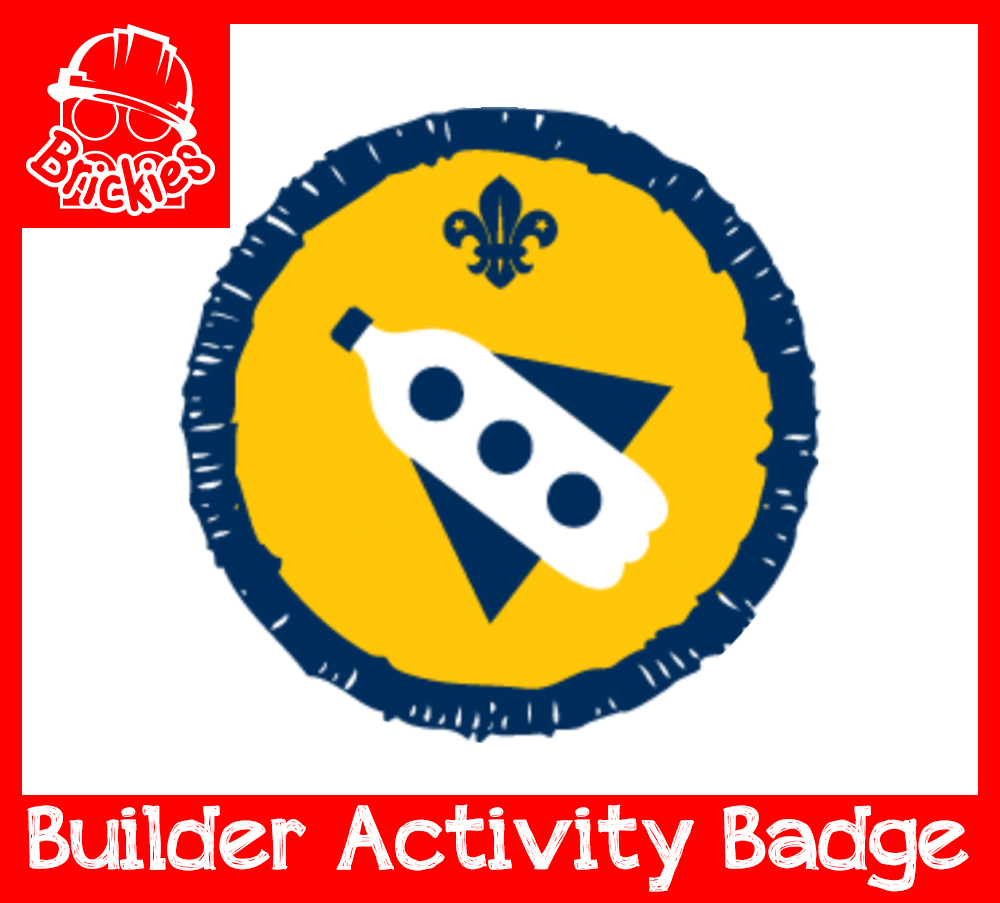 Beavers Builder Activity Badge