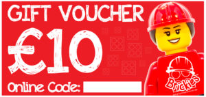 Brickies Gift Voucher