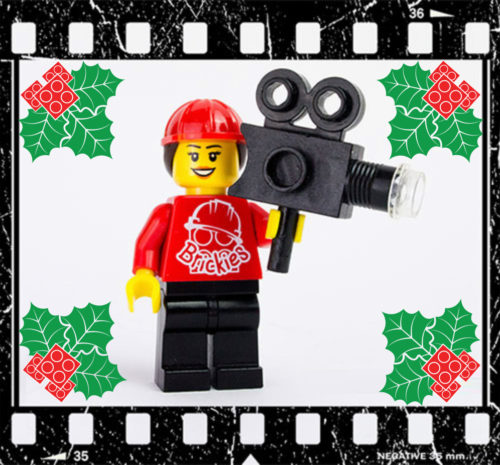 Christmas LEGO Movie Making Workshop
