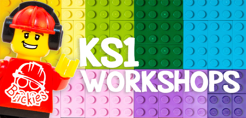 Brickies LEGO KS1 School Workshops