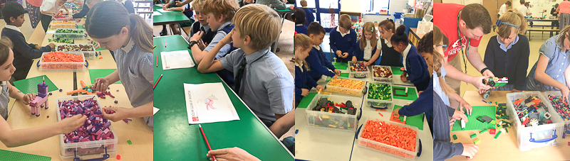 Images of Brickies KS1 LEGO School Workshops