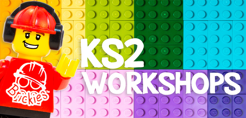 Brickies LEGO KS2 School Workshops