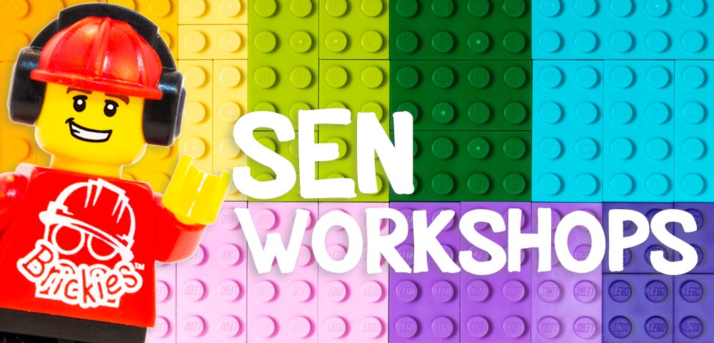 Brickies LEGO SEN School Workshops