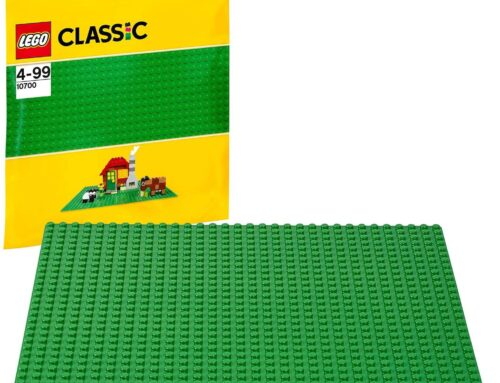 Brickies at home: LEGO Baseplates